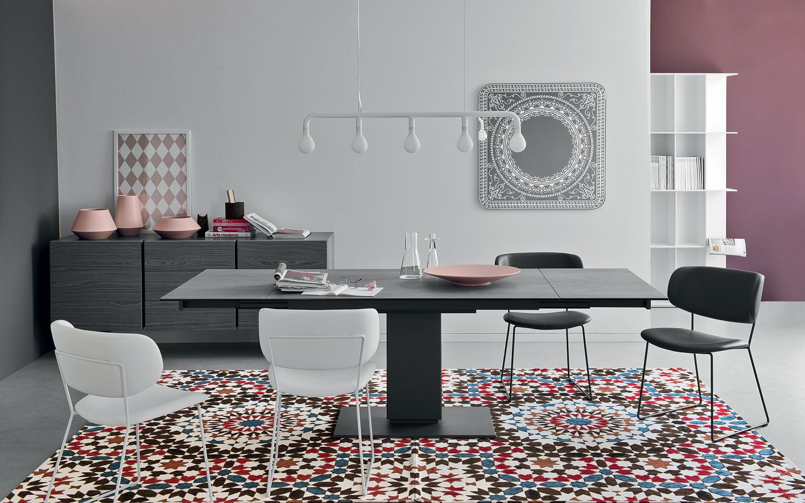 Tavolo e sedie Calligaris | Tavoli da Pranzo | Oak dining ...