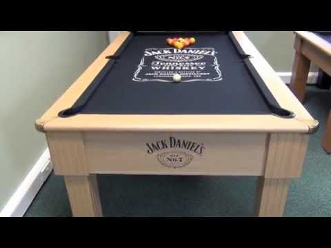 Winchester Jack Danielu0027s Pool Table   Http://pooltabletoday.com/winchester