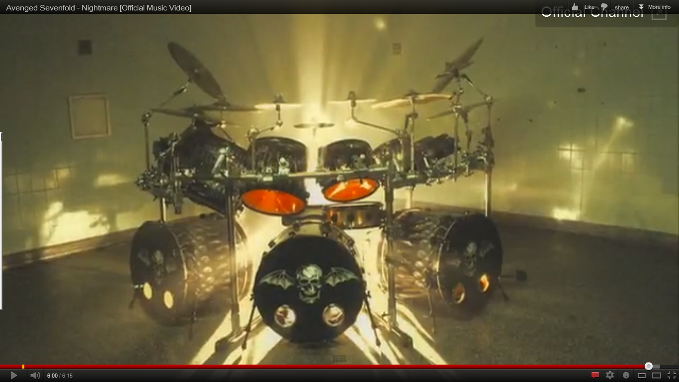 A7X - The Revs Kit Setup