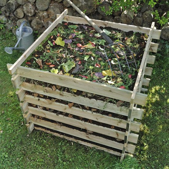 Homemade Fertilizer From Vegetable Scraps: Start A Compost Pile