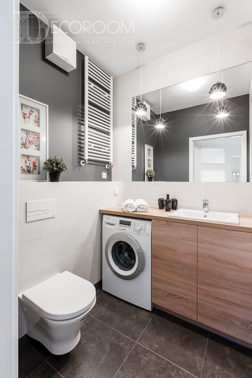 Bathrooms And Laundry Rooms Are Often The Most Neglected Parts Of Any House But You Cannot Bathroom Design Small Laundry Room Layouts Basement Bathroom Design