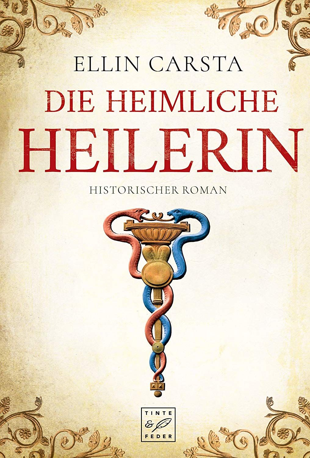 Die heimliche Heilerin eBook Ellin Carsta Amazon.de