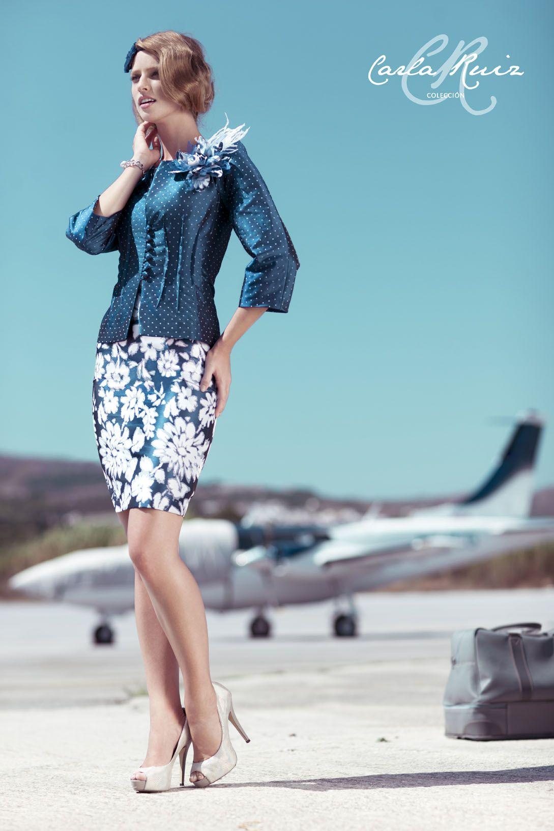 f9ee01a43 Detalle Vestido de Madrina de Carla Ruiz 2012 - Modelo 86366 ...