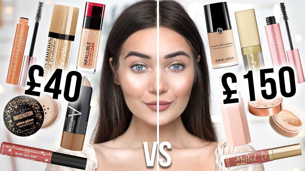 CHEAP DRUGSTORE DUPES FOR HIGH END MAKEUP! I MEAN