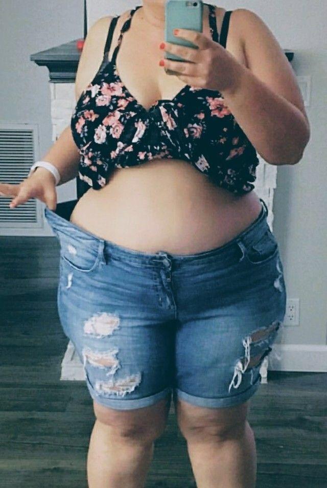 Chubby selfies