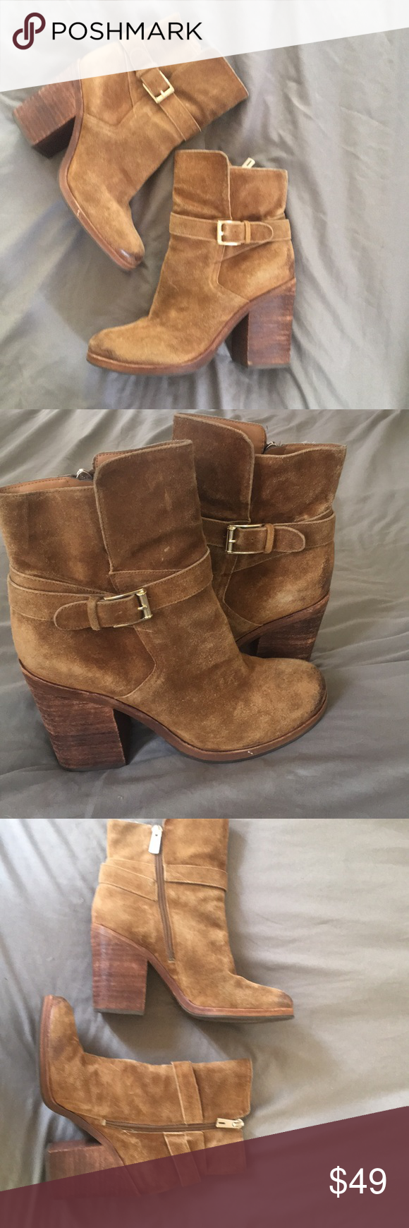 a2b445ec1a57a Sam Edelman  Perry  booties