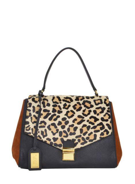 Mindy Cheetah Handbag by Badgley Mischka | eBay Designer's Collective