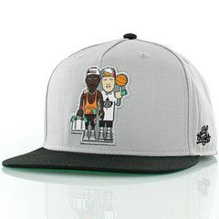 LA Sizzlers Snapback - K1X Autumn/Winter Collection - We Goin' To Sizzlers | Basketball Megastore