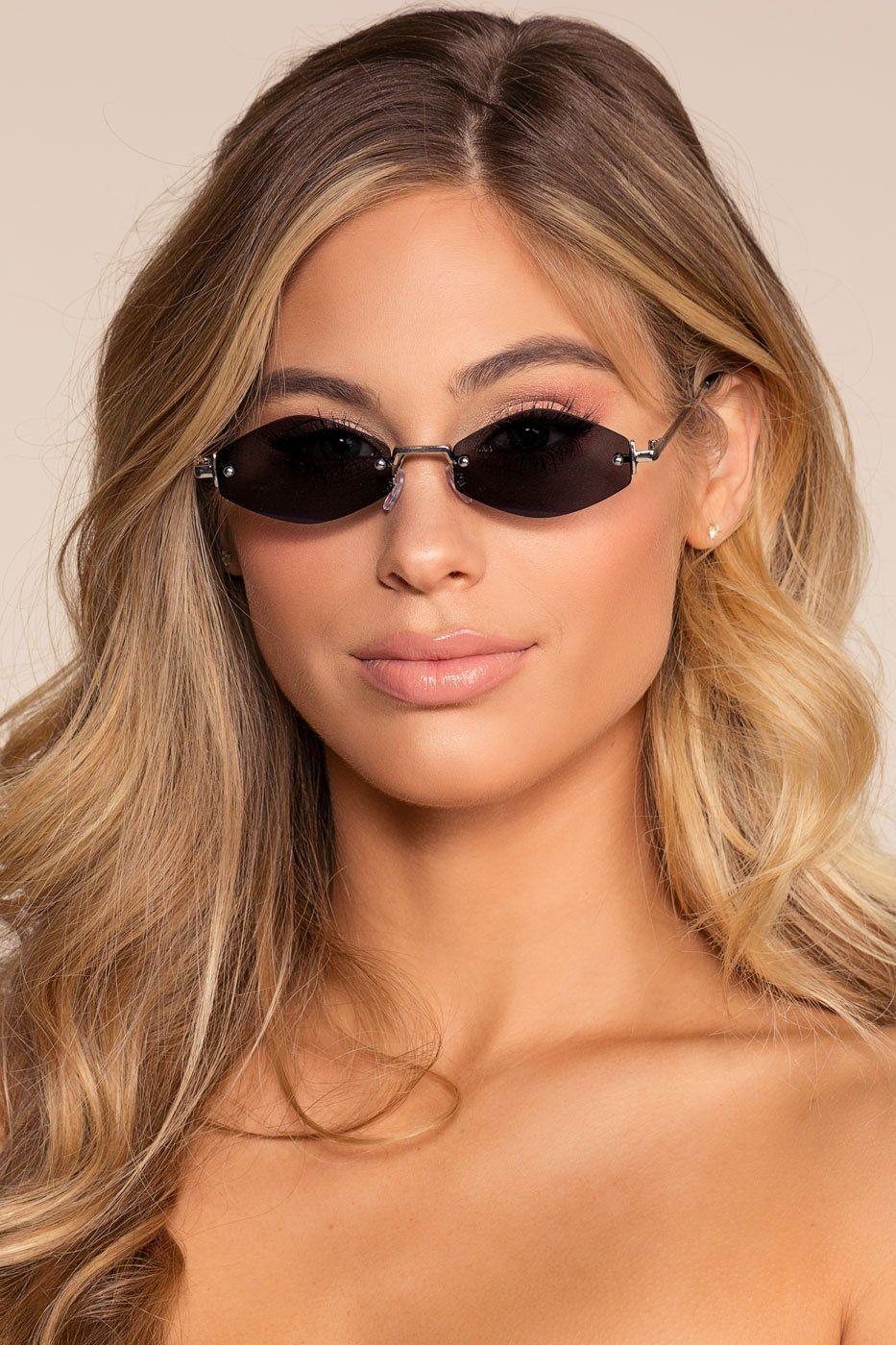 2252e5fa28237 Nova Sunglasses - Black Silver in 2019