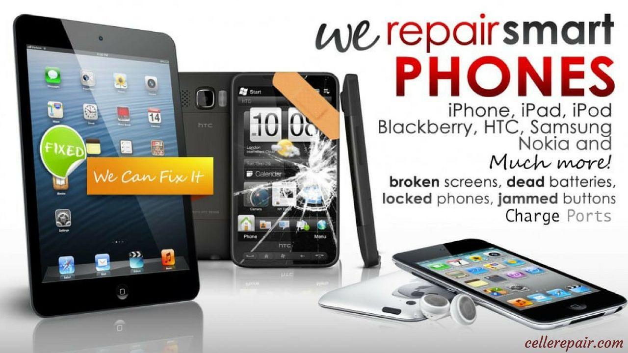 Cell er phone repair provide repair service for all