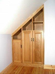 Potential Built In Closet Cati Katlari Cati Dekorasyon