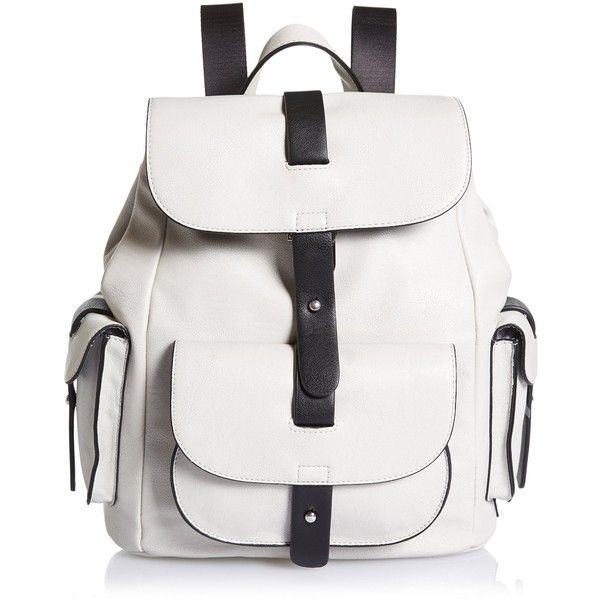 Kenneth Cole Reaction Bags Streamers Backpackp Pale Wheat/Black - Backpacks