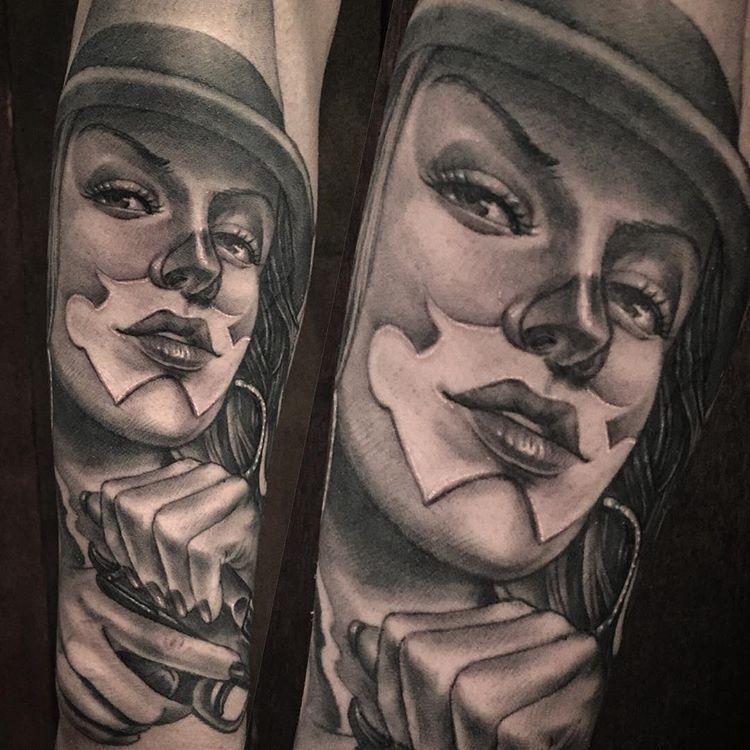 #skinartmag #tattoorevuemag #support_good_tattooing #supportgoodtattooing #tattoos_alday #tattoosnob #tattoos_alday #tattooaddicts #inkedlife #inkfreakz #tattoolover #besttattoos #tattooedcommunity #bngtattoo #bnginksociety #chicanoart #chicanoink #chicanogirl #chicanotattoo #tattooism #hernanchang #타투이즘 #에르난 #치카노 #치카노에르난