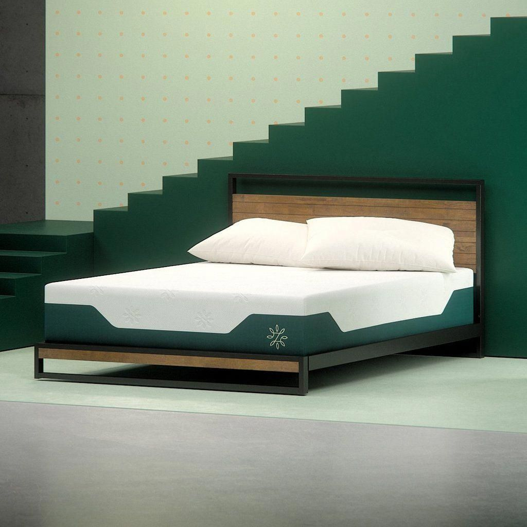 Lived In Review The Zinus Cooling Hybrid Gel Foam Mattress