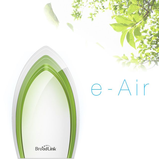 $39 90 & Free Shipping 】Broadlink Air Quality Detector Filter