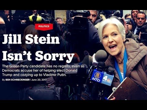 Jill Stein & Her Supporters Still Being Scapegoated for Trump by Media #BernieOrBuster & Proud Of It #TheHumanistReport Rocks! Love #MikeFigueredo