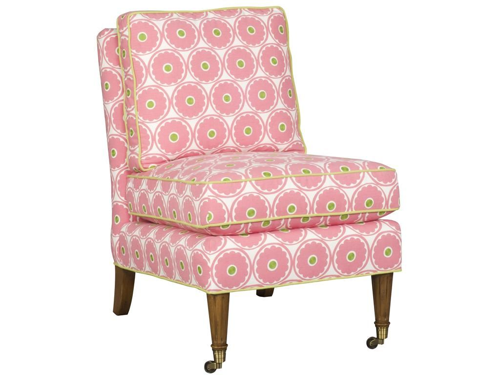 Armless Chair 3352 Vanguard Furniture Not This Fabric