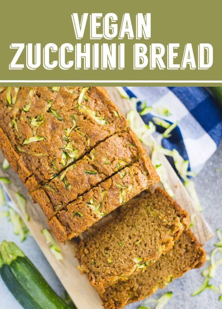 Vegan Zucchini Bread  Food with Feeling Recipes