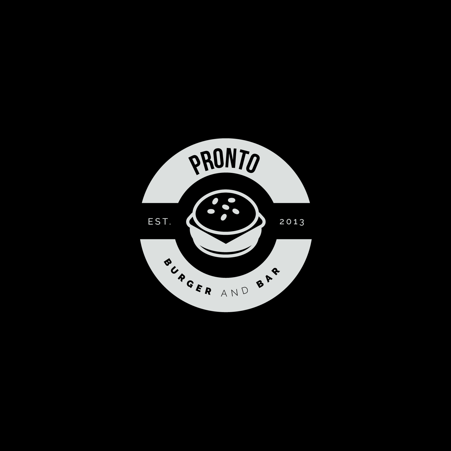 Favorito Check out this Elegant, Professional, Burger Restaurant Logo QM14