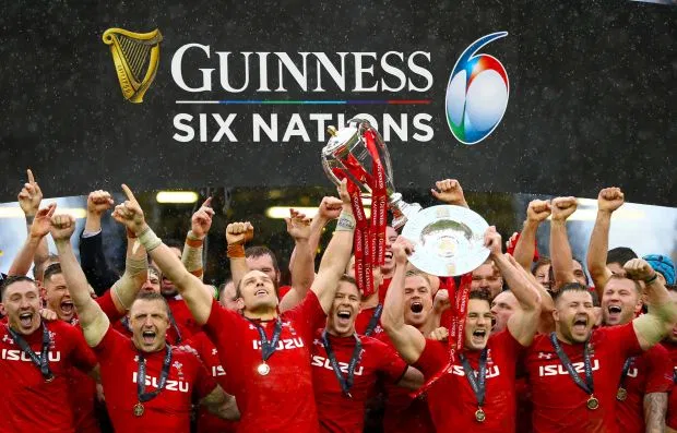 Which Six Nations matches are on BBC and ITV in this year