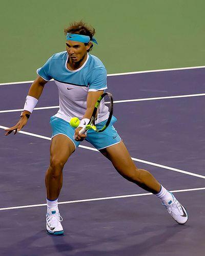 Indian Wells Tennis 2016 Indian Wells Tennis Rafael Nadal Tennis Photos