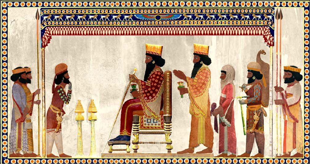 reign of greek empire The empire that cyrus left behind expanded to india and greece under the reign of darius i,  the greek city-states led by  engineering an empire.