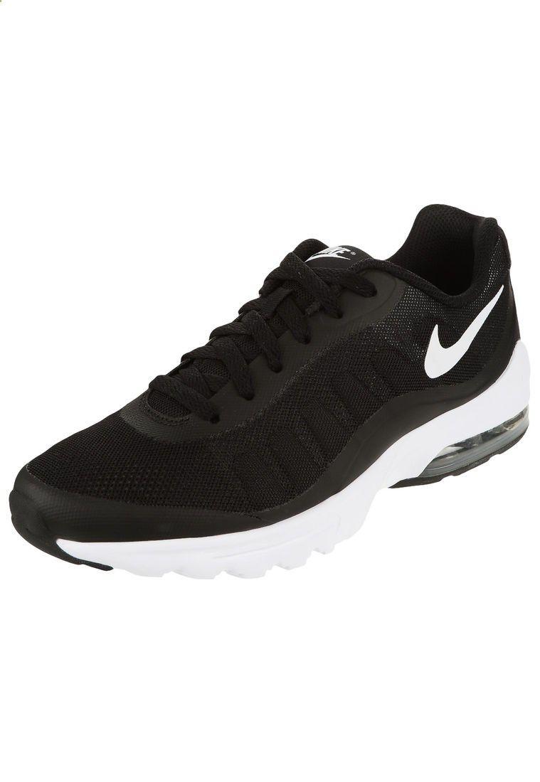 8b8f9b813 Zapatilla Negra Nike Air Max Invigor - Comprá Ahora