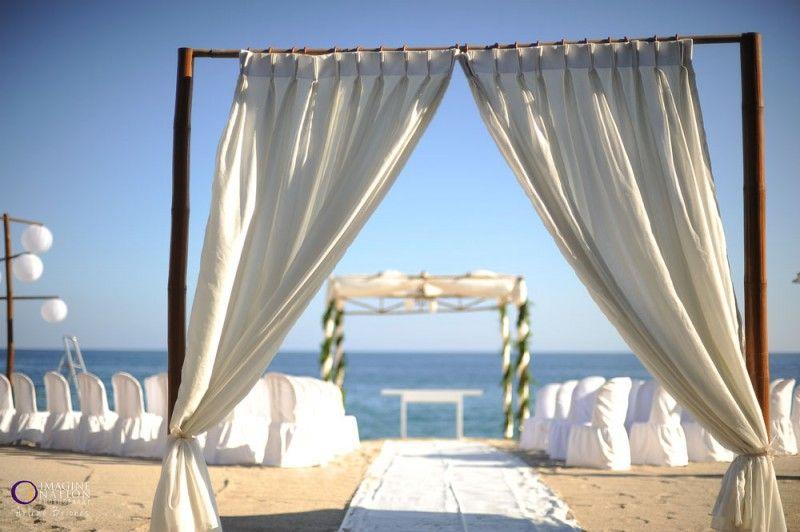 Richard Pauline Acuatico Beach Wedding