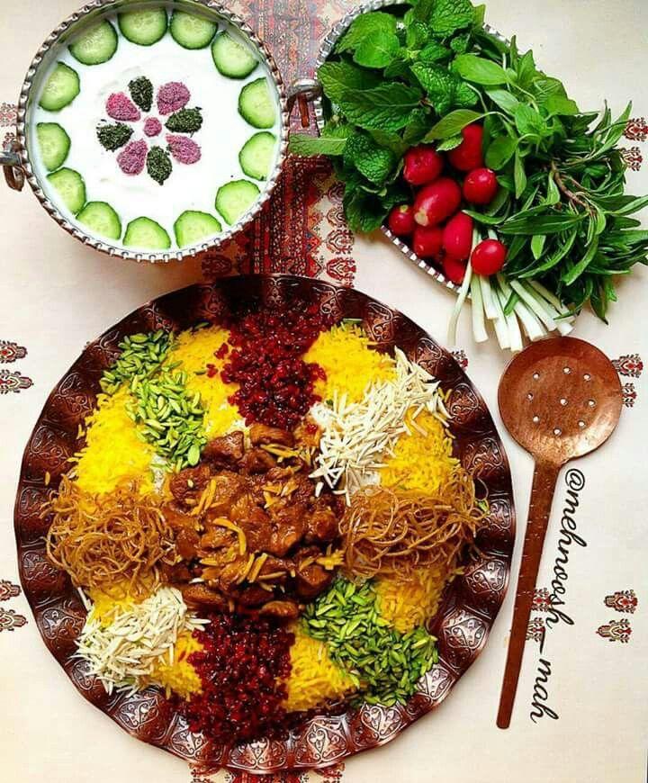 Indian Wedding Food Recipes: Iranian Food, Iran Food, Iranian Cuisine
