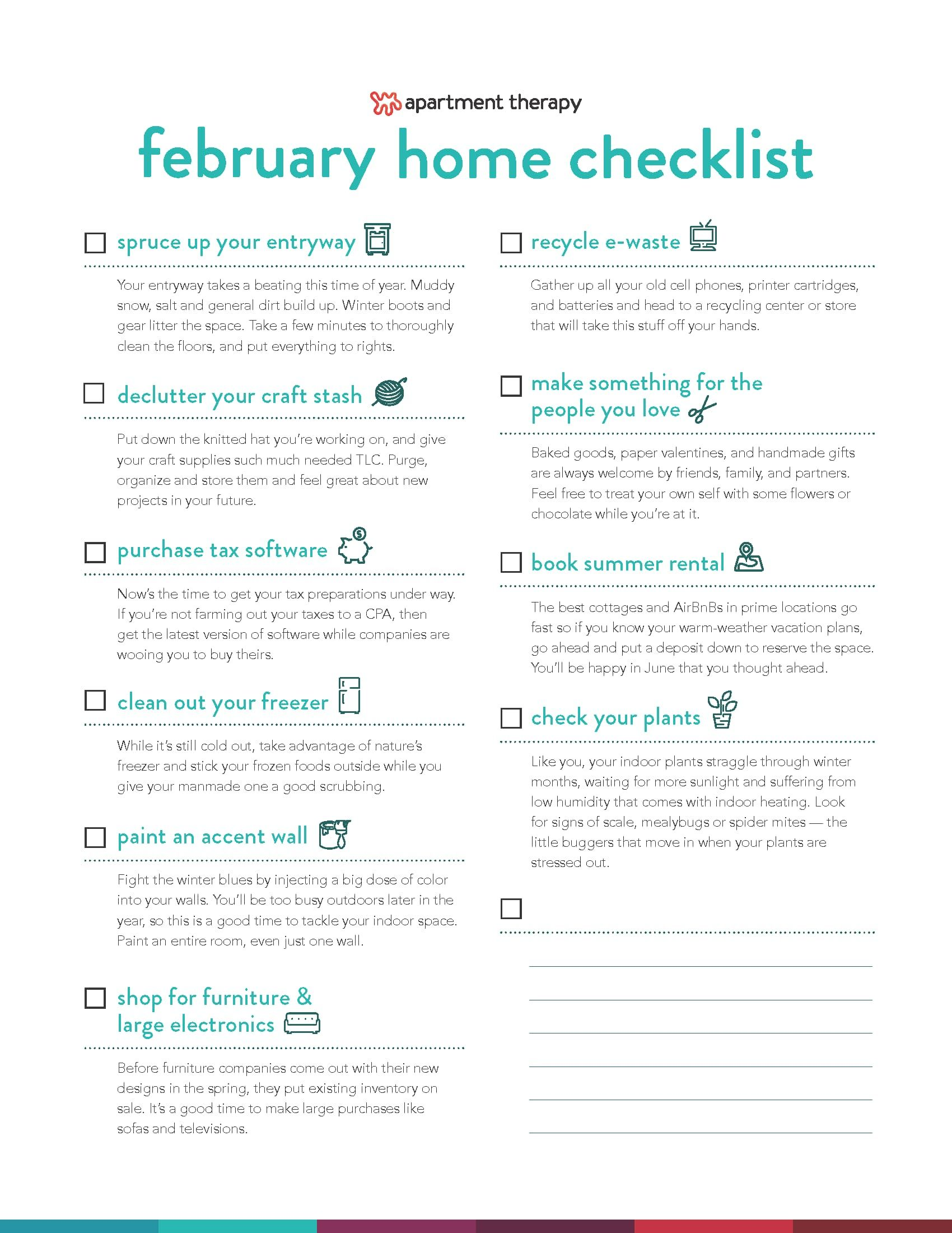 A Secret Weapon To Keep Your Home On Track Organized Home Maintenance Schedule Cleaning Checklist Home Maintenance Checklist