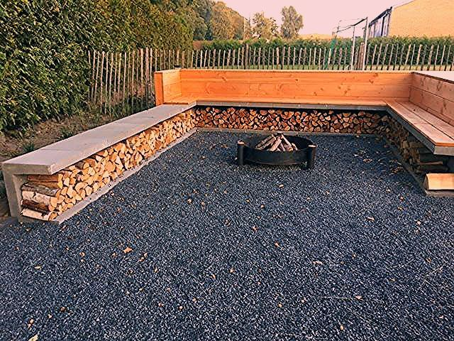 Photo of Wellness in uw tuin Onlangs hebben we in samenwerking met Mecklenfeld Tuinen een mooie wellness ple