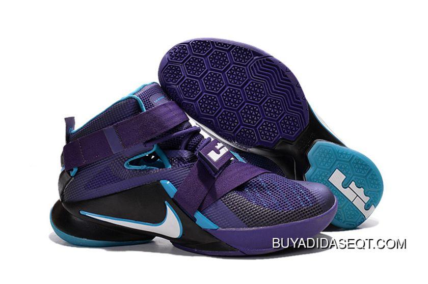 db3bcc327fcf Nike LeBron Soldier 9