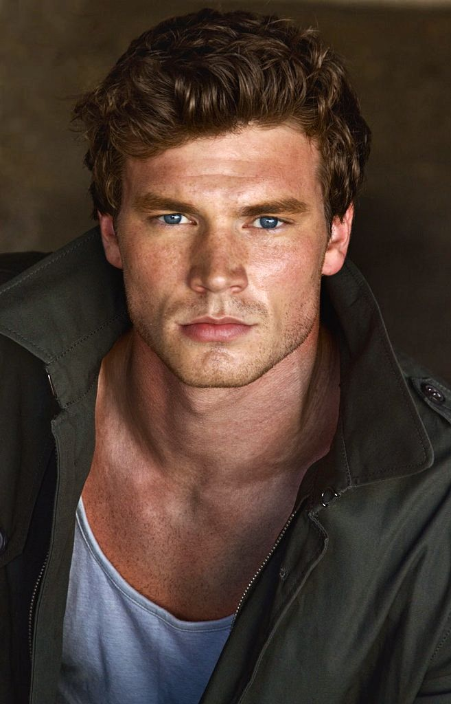 Derek Theler from Baby Daddy. Probably going to watch this ...