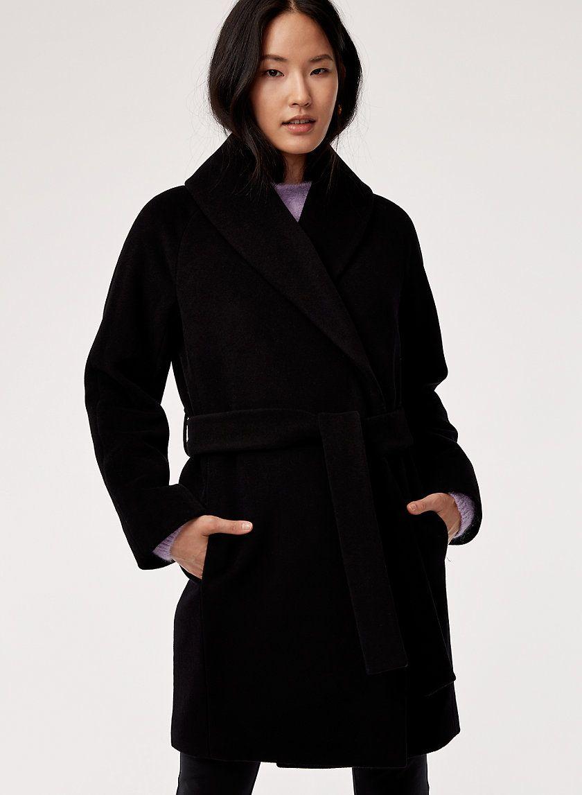 adaeb54a25c52 Sian wool coat in 2019