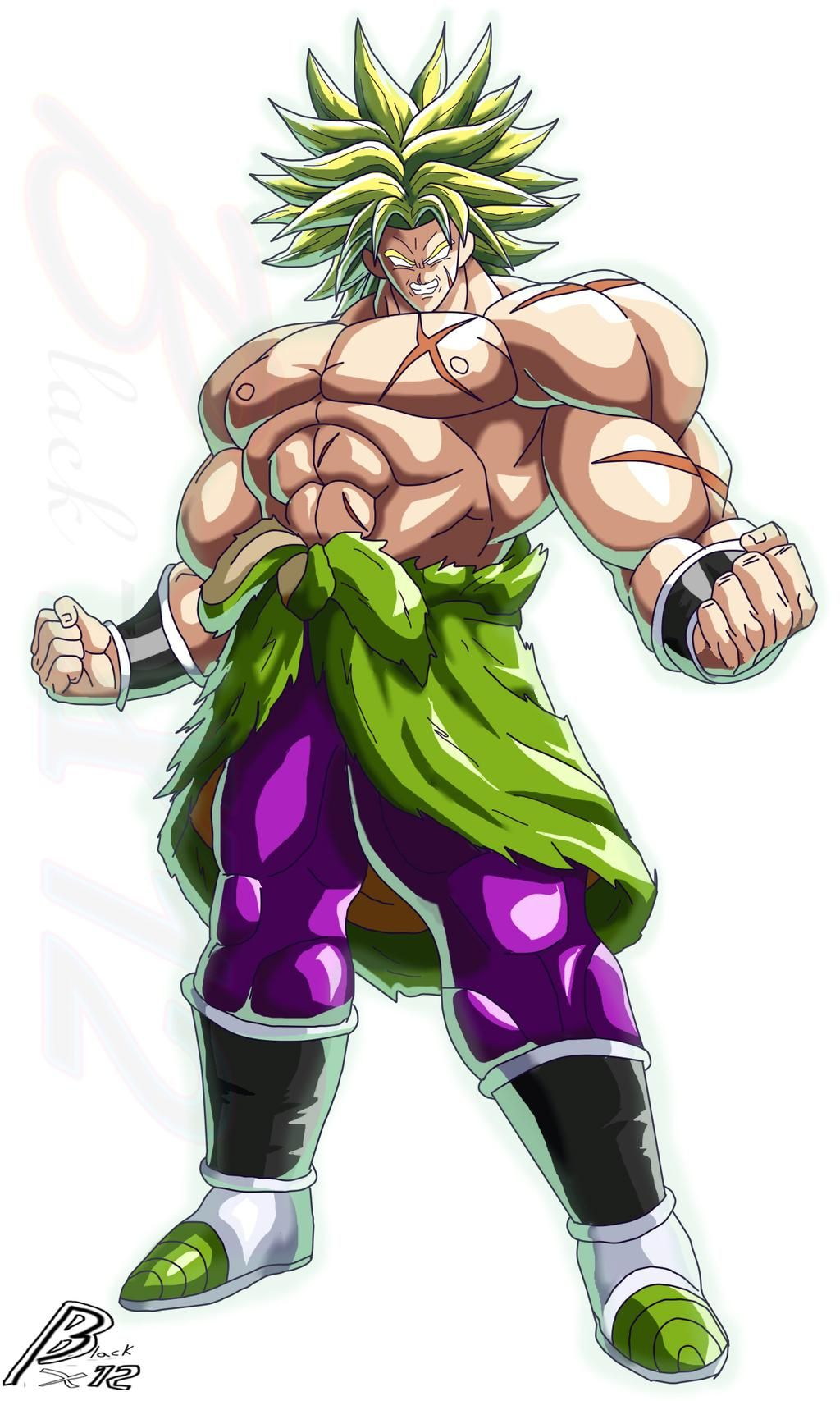 Old Broly (1993) in 2020 Anime dragon ball super, Anime