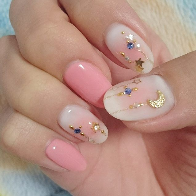 Instagram Photo By Yumiko Nov 2 2015 At 1 51pm Utc Nail Designs Nail Art Designs Nails Inspiration