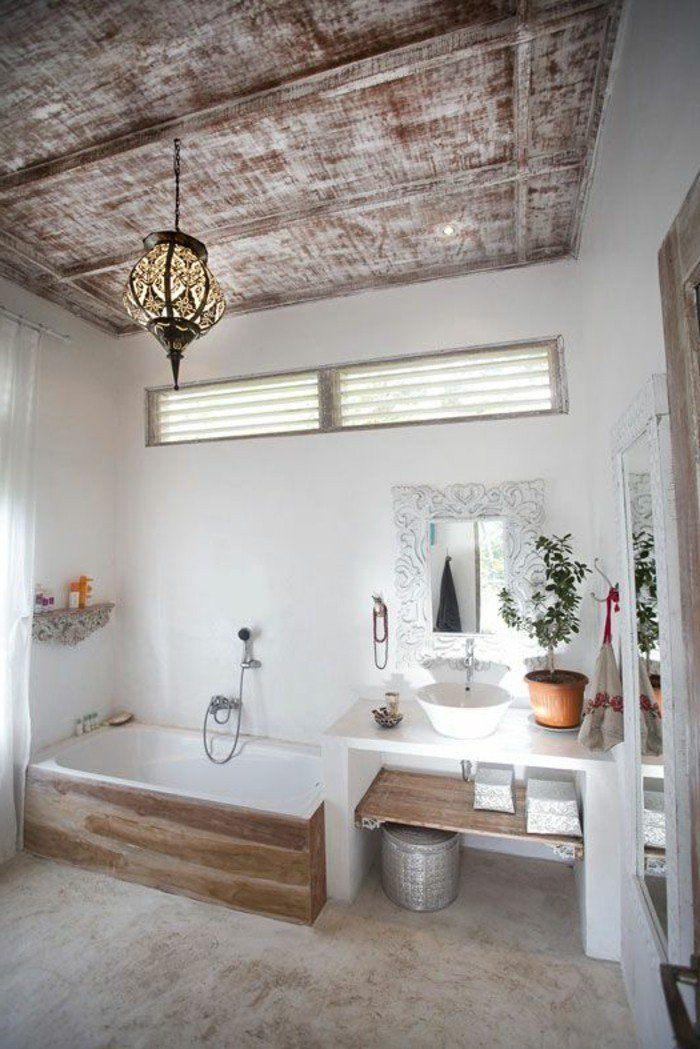Quelle Couleur Salle De Bain Choisir Astuces En Photos - Couleur mur salle de bain zen