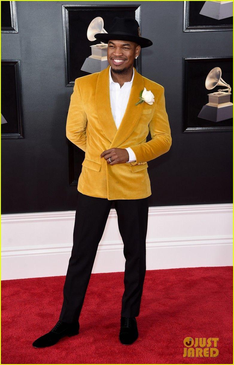 e8dcff1b09be Ne-Yo Joins Rick Ross   Tyler the Creator at Grammys 2018
