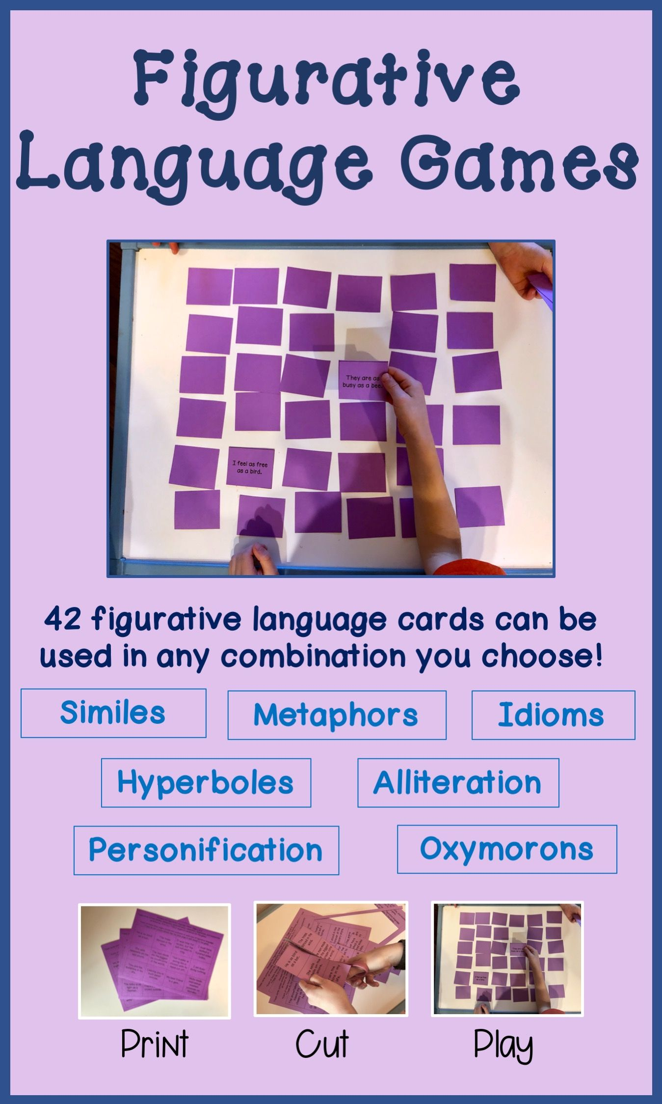 Figurative Language Games With Images