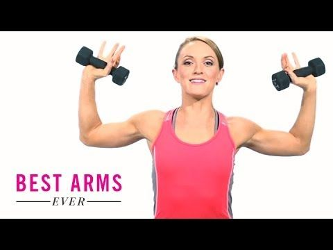 arm workout for women 13 exercises to get rid of flabby