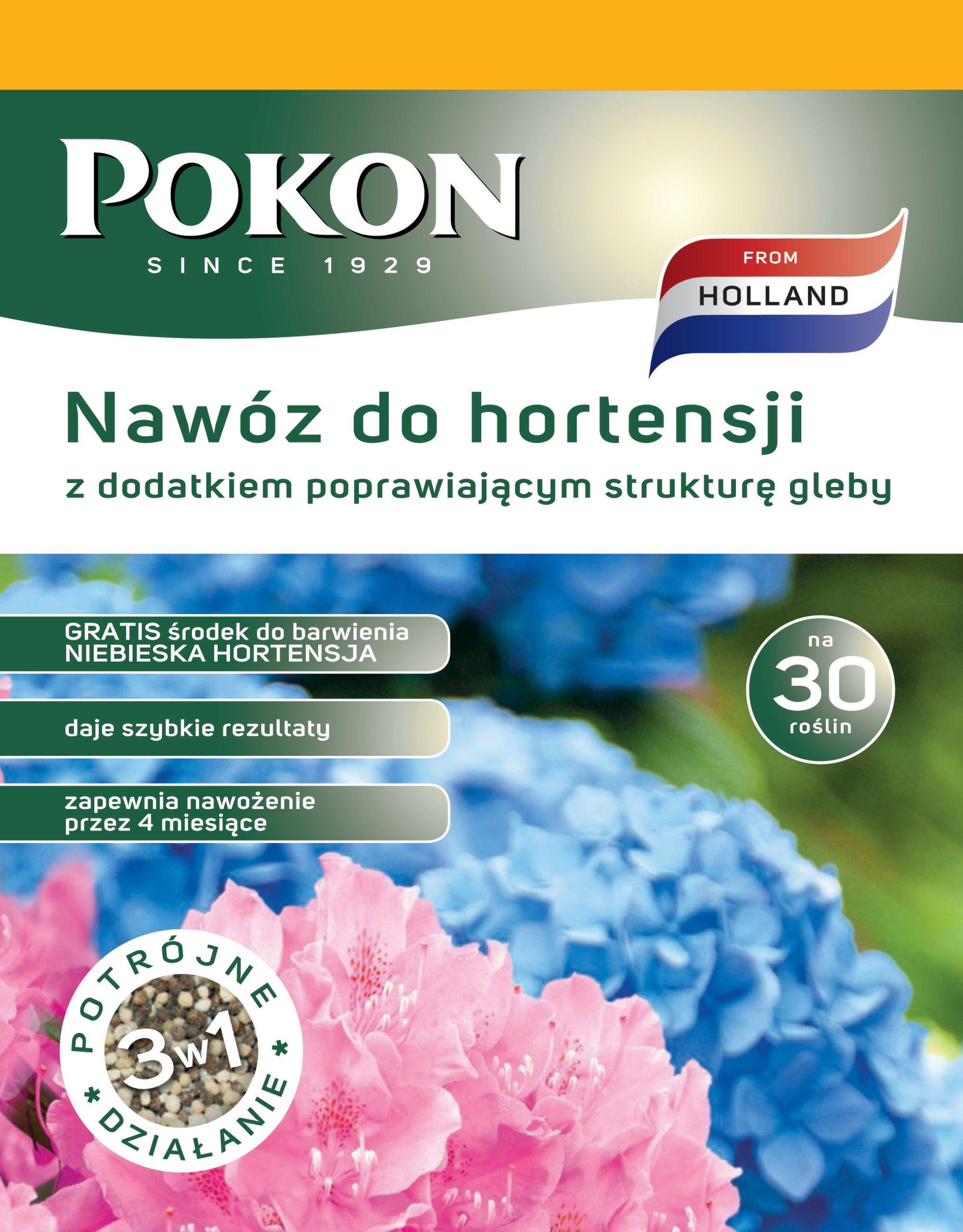 Pokon Nawoz Do Hortensji 3w1 1kg Niebieski Barwnik 6879880875 Oficjalne Archiwum Allegro