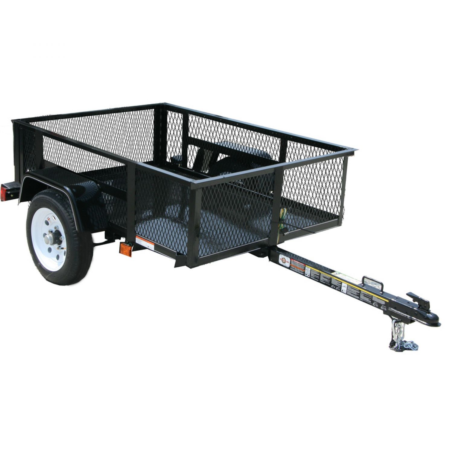 small flatbed trailer - small house trailer Check more at http ...