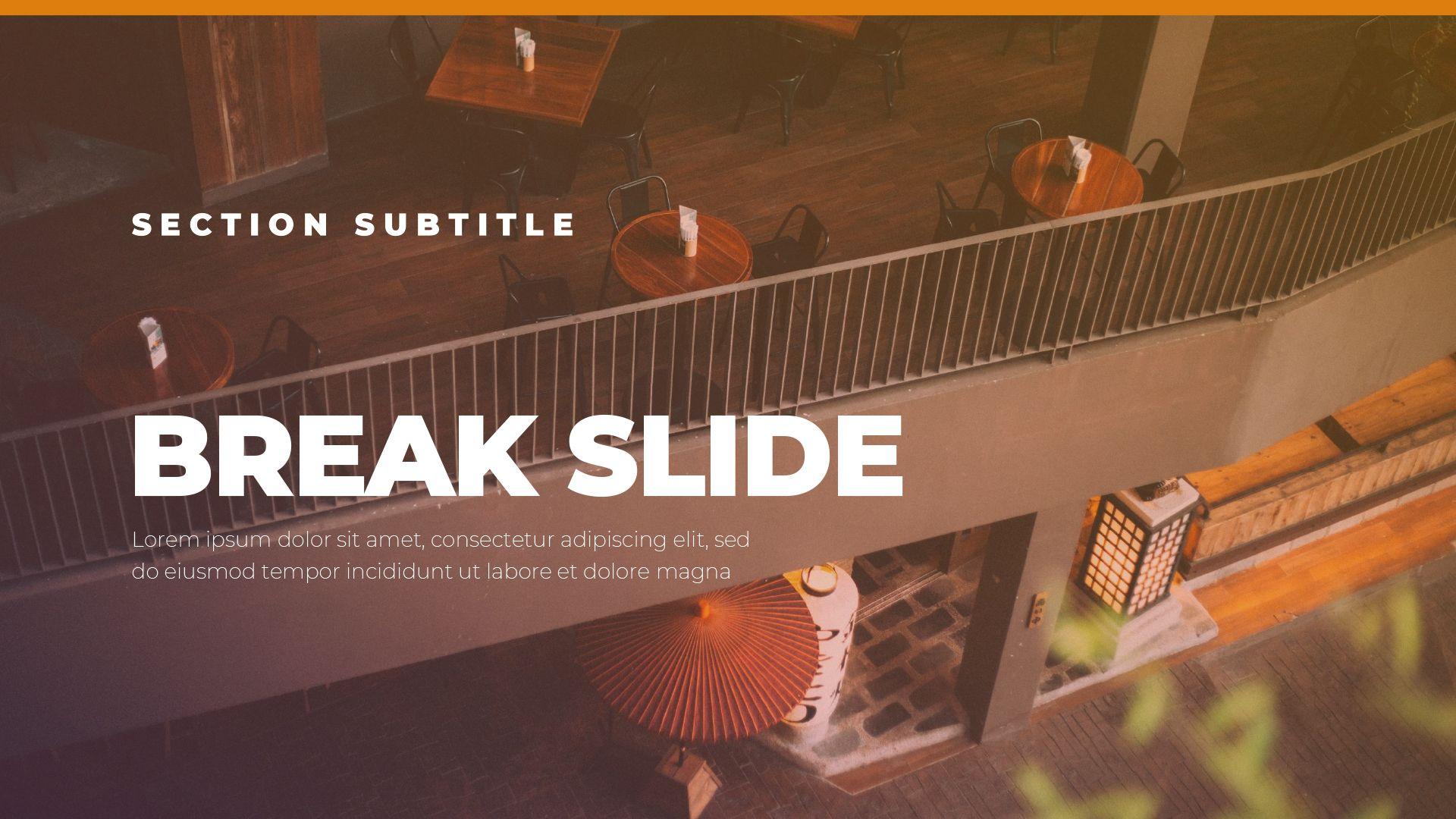 Tasty Restaurant Google Slides Restaurant Tasty Slides Google Delicious Restaurant Keynote Template Good Luck Wishes