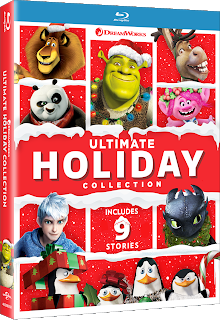 Christmas Movie Advent Countdown Suggestions DreamWorks