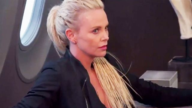 image result for charlize theron fast furious 8 hairstyles pinterest. Black Bedroom Furniture Sets. Home Design Ideas