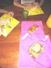 Tutorial: reusable sandwich wrap or snack bag | future crafts.