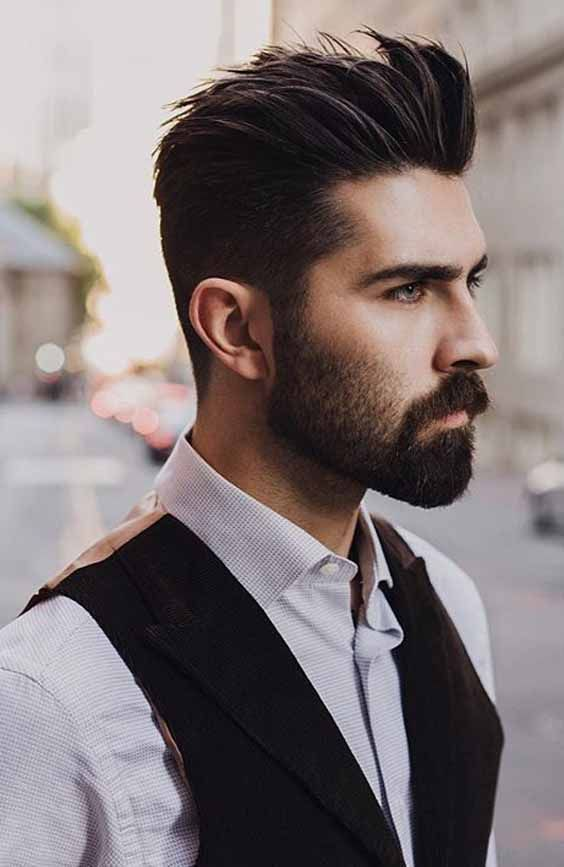10 Best Men S Hairstyles For Widow S Peak For 2019 Don T Miss