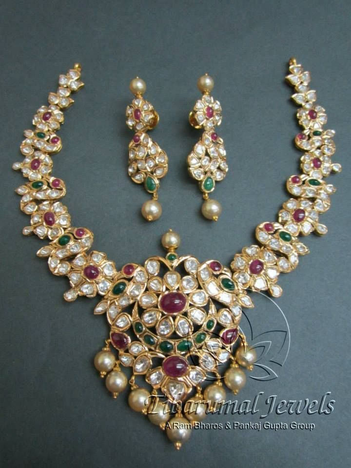 Gemstone Necklaces from TIBARUMAL Jewels