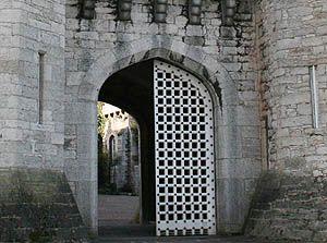 Bodelwyddan Castle - Castelo Medieval RECONSTRUIDO nenhum País de Gales