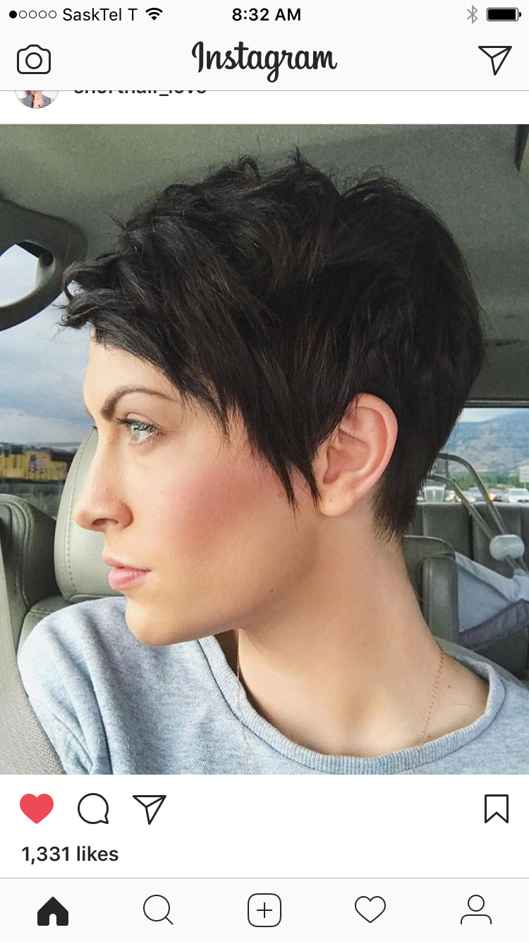 Pin by cherie olive on hairstylesusuch pinterest short hair